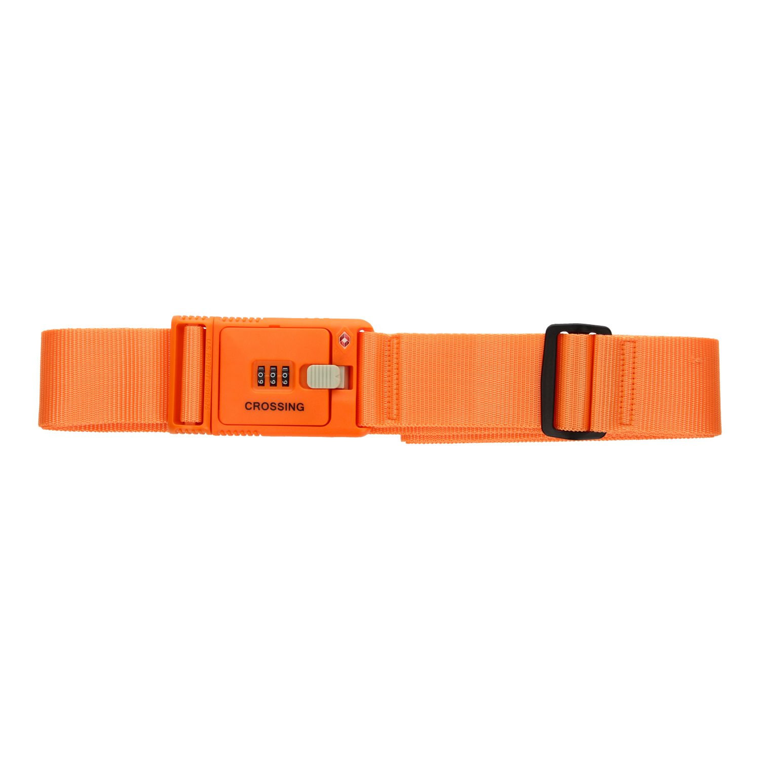 ASHLEY Luggage Strap with Combination Lock
